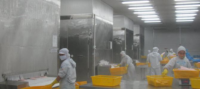 Giá kho lạnh công nghiệp tốt, độ bền cao, tiết kiệm 40 điện năng (2)